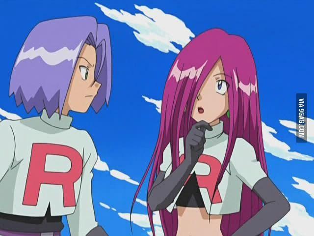 jessie and james pokemon
