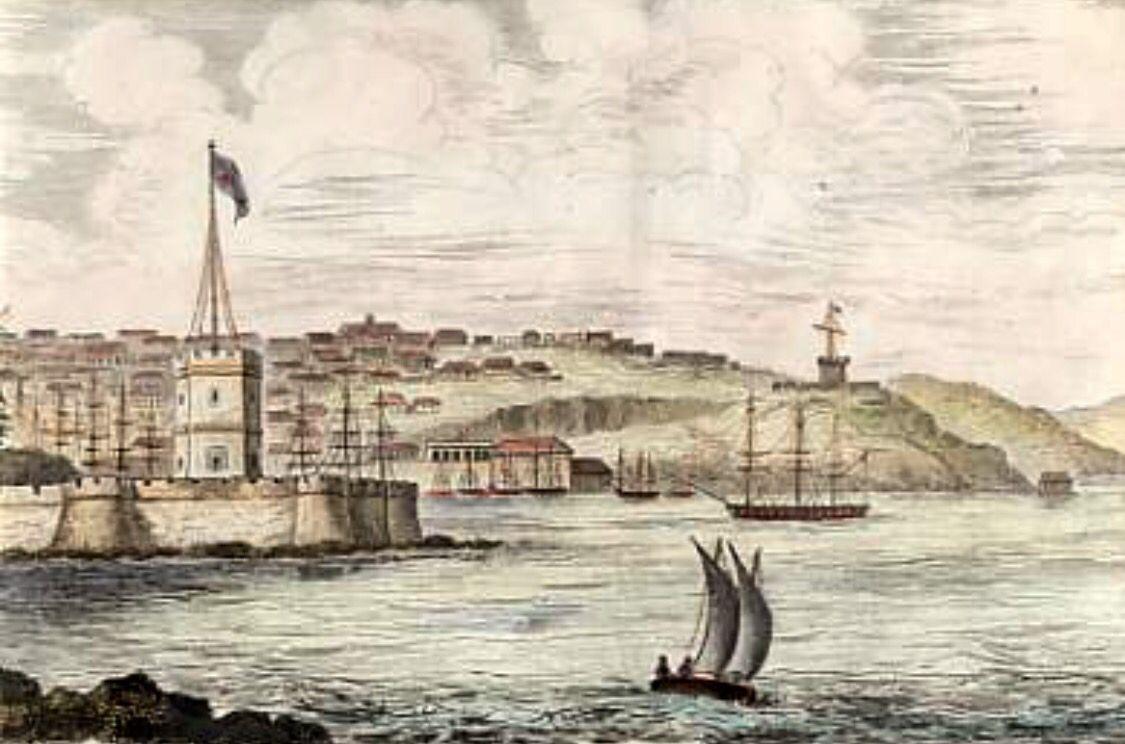 Charles Darwin arrived in Sydney Jan 12th, 180 years ago.