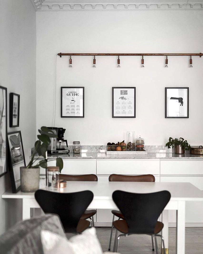 Küche und esszimmer designs küche  esszimmer  my homie  pinterest  scandinavian and interiors