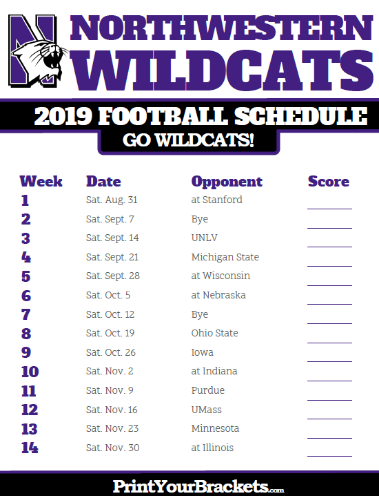 Printable 2019 Unlv Rebels Football Schedule Unlv College Football Schedule Football