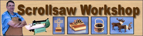 This is a basic video course on scroll sawing.