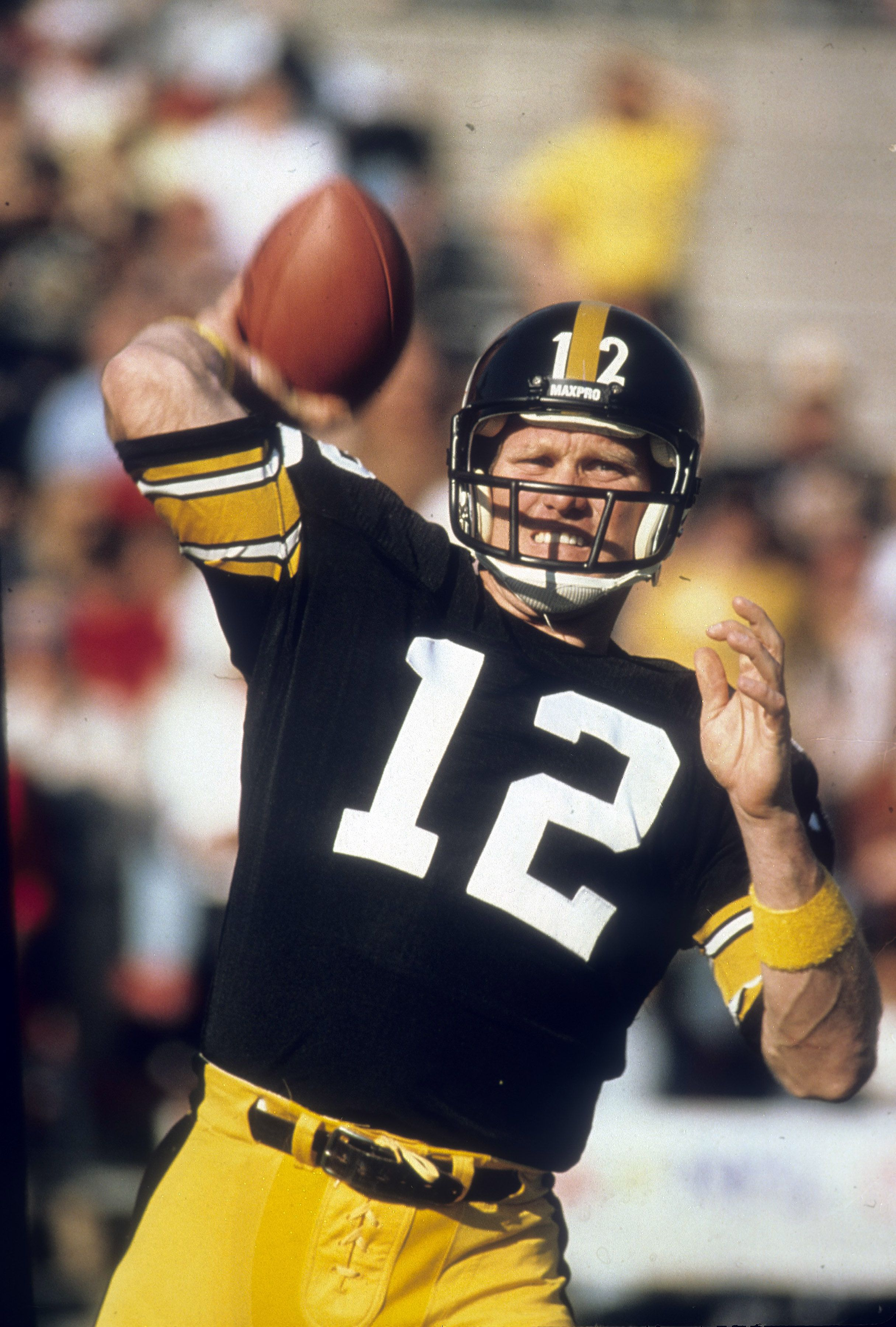 Terry Bradshaw  Throwback  Steelers  3ee60a698