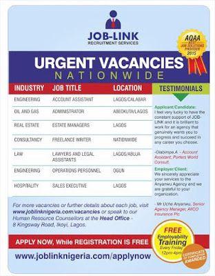 Joblink agency