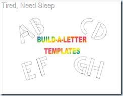preschool prep learning letters school ideas pinterest