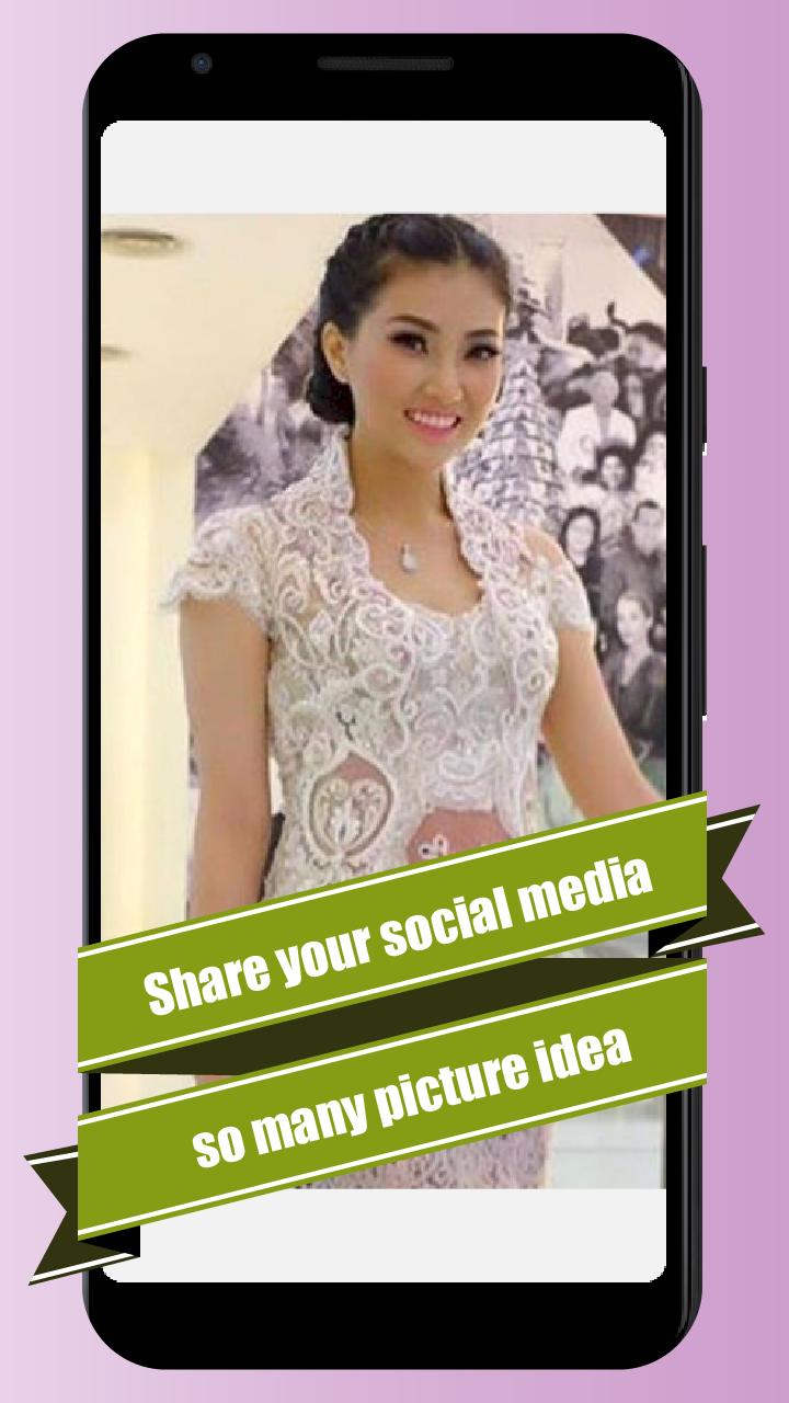 Photo of App kebaya for you