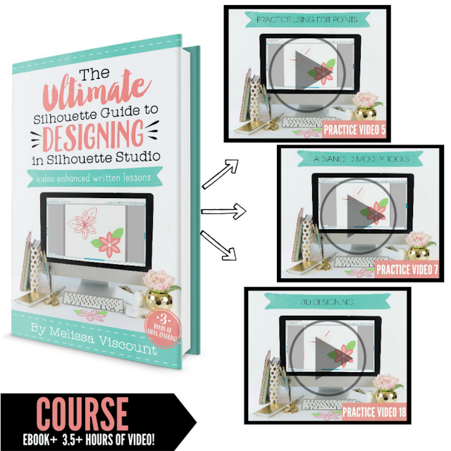 The Ultimate Silhouette Guide Book Series Teaches How To Use The