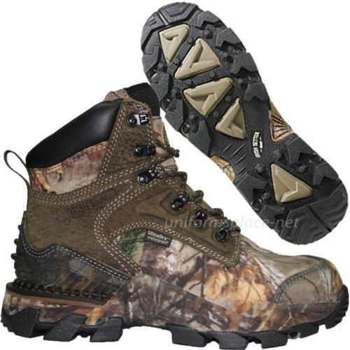6c3c9b2064b Details about Red Wing Irish Setter Deer Tracker Hunting Camo 8 ...