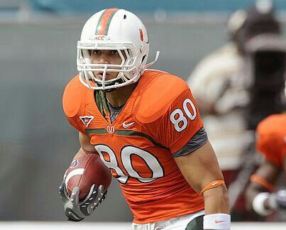Jimmy Graham Miami Hurricanes Football Miami Football College Football Players