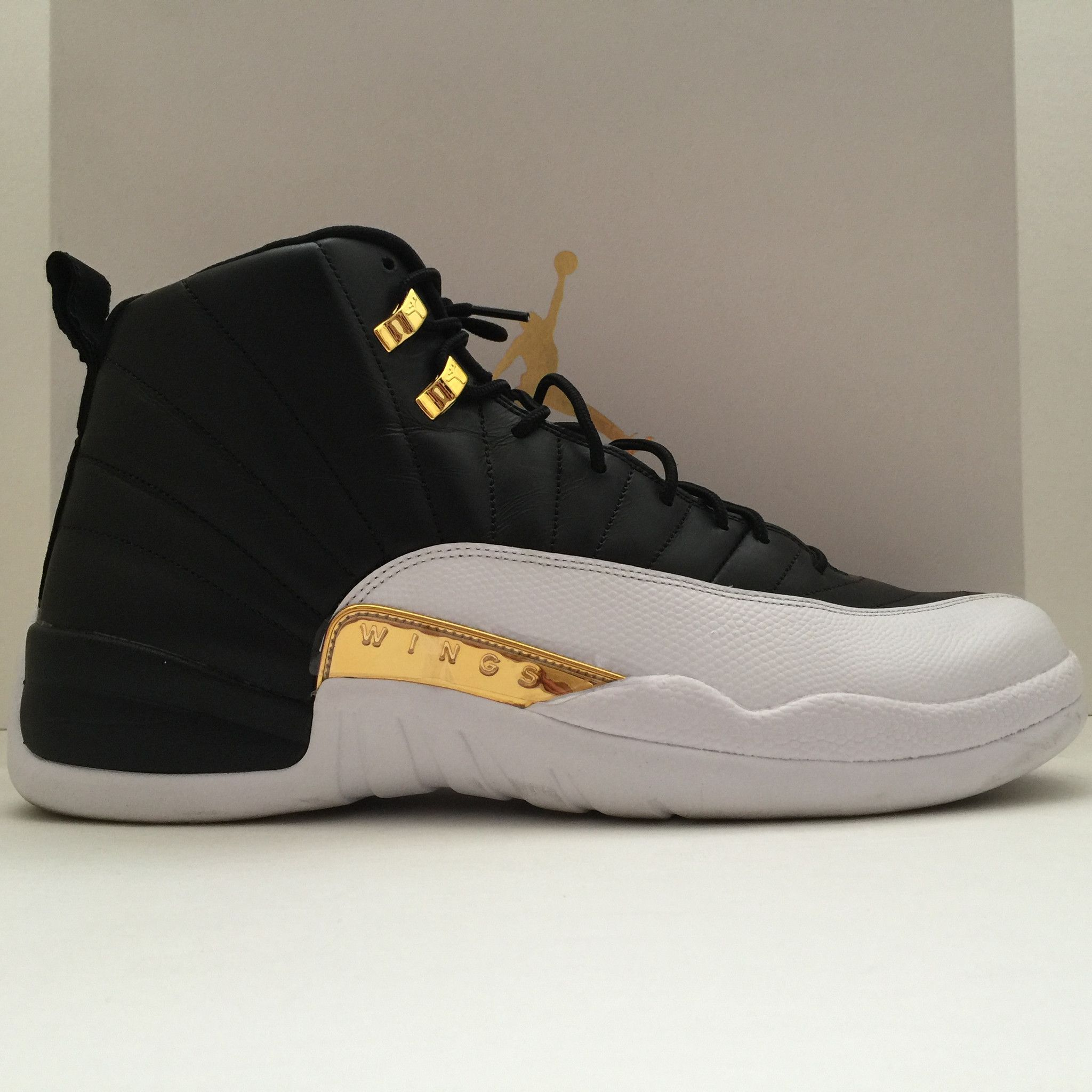 Name   Nike Air Jordan 12 Wings Size (US)   14 Condition   Used ... 130b941b3