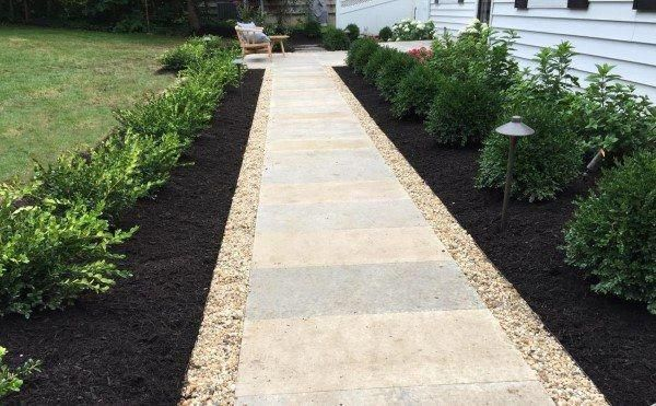 Photo of Inspiring techniques that we really like! #walkwayremodel