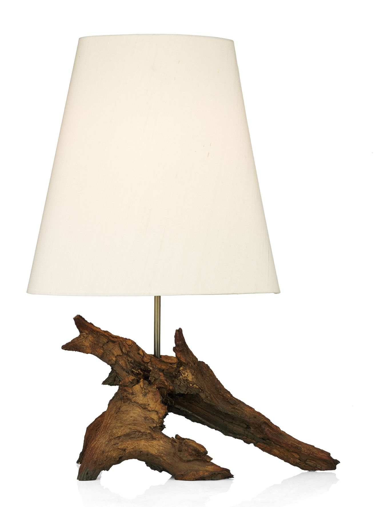 SHE4080   SHERWOOD WOOD TABLE LAMP BASE ONLY SHOWN WITH SHE1615 IVORY SILK  SHADE (AVAILABLE