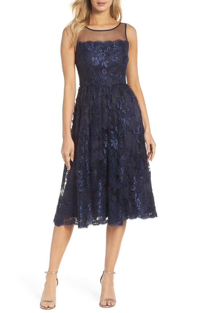 Free shipping and returns on adrianna papell lace tea