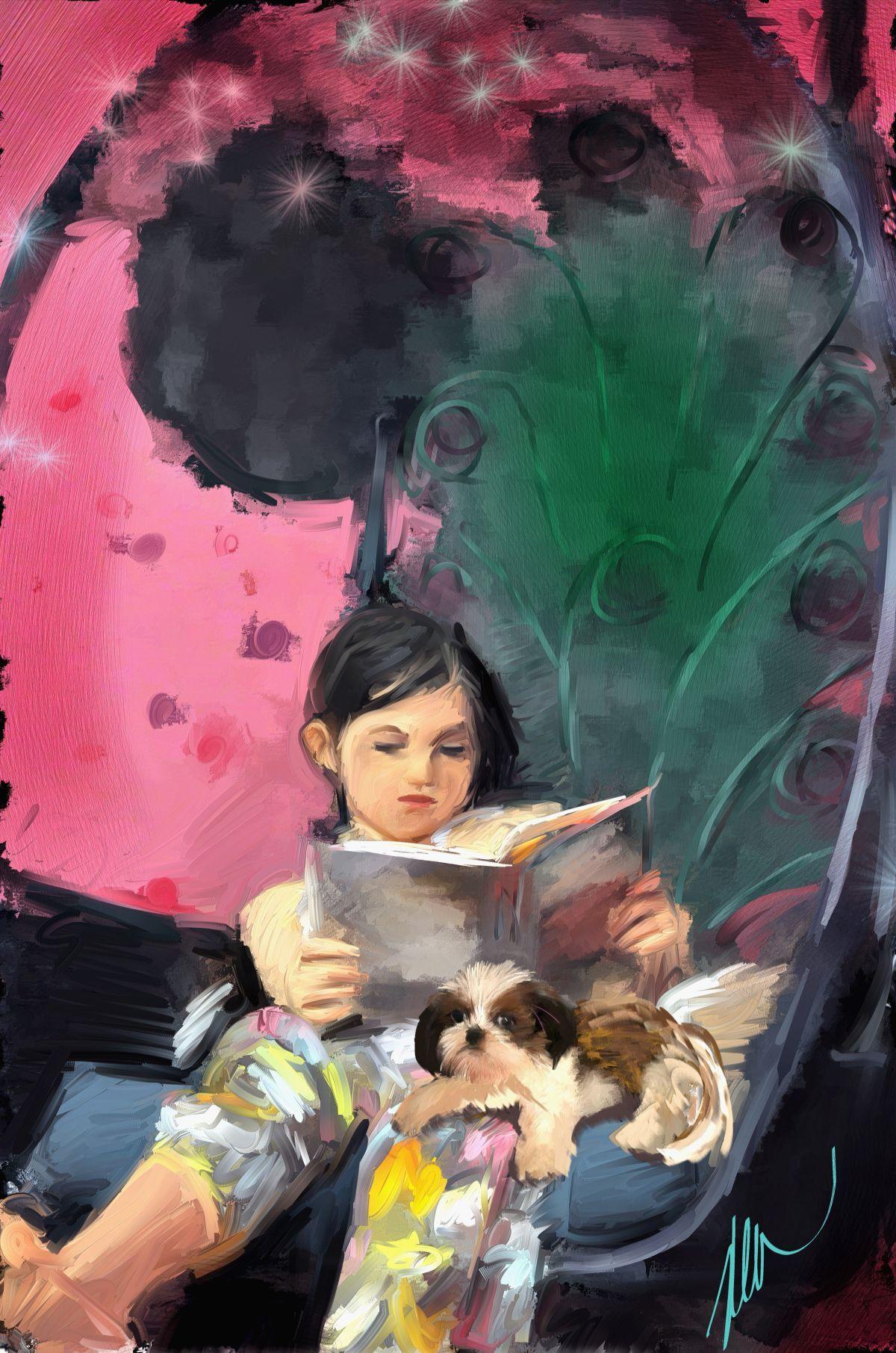 http://www.thesunthemoonthestarsandmaya.com/2013/09/reading-dr-seuss/ The more you read..... Dr. Seuss  #shih tzu #puppies #books #spiritual