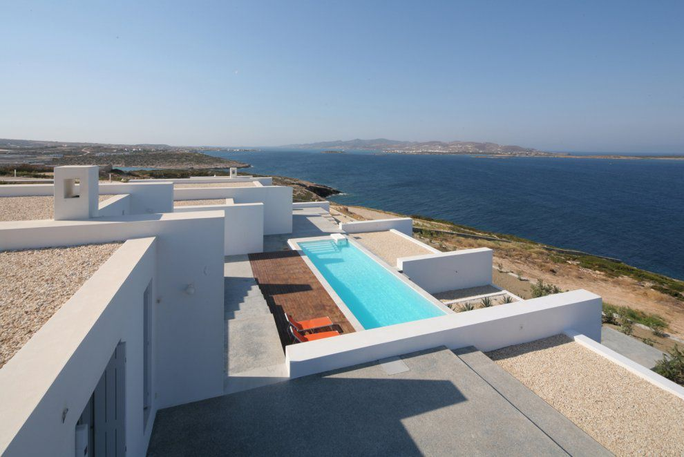 The Edge, Summer Houses in Paros