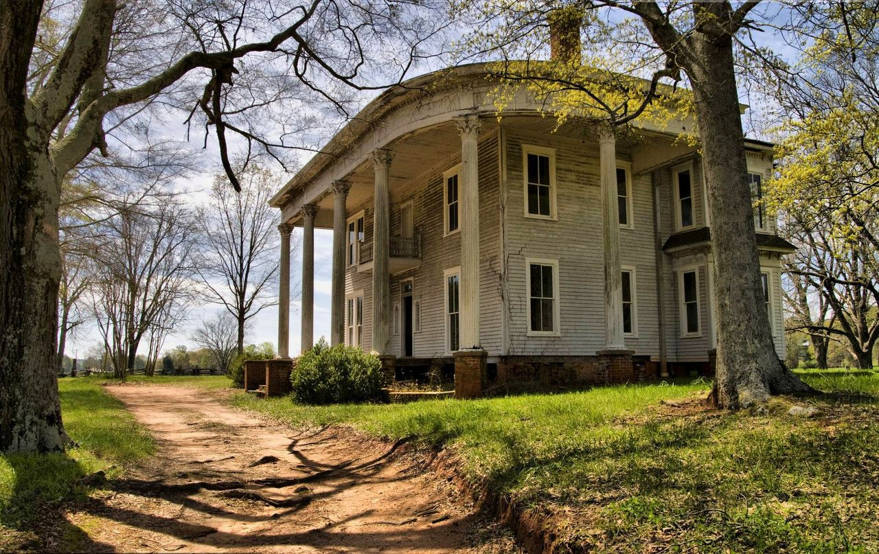 Abandoned Plantations Abandoned Cotton Plantation: antebellum plantations for sale