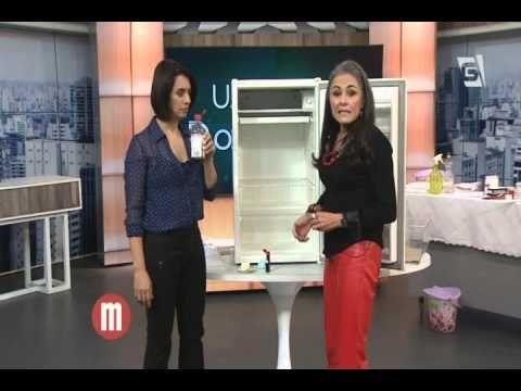 Maria Eugênia - Gazeta - Mulheres 30/06/2014 - Dicas práticas de limpeza