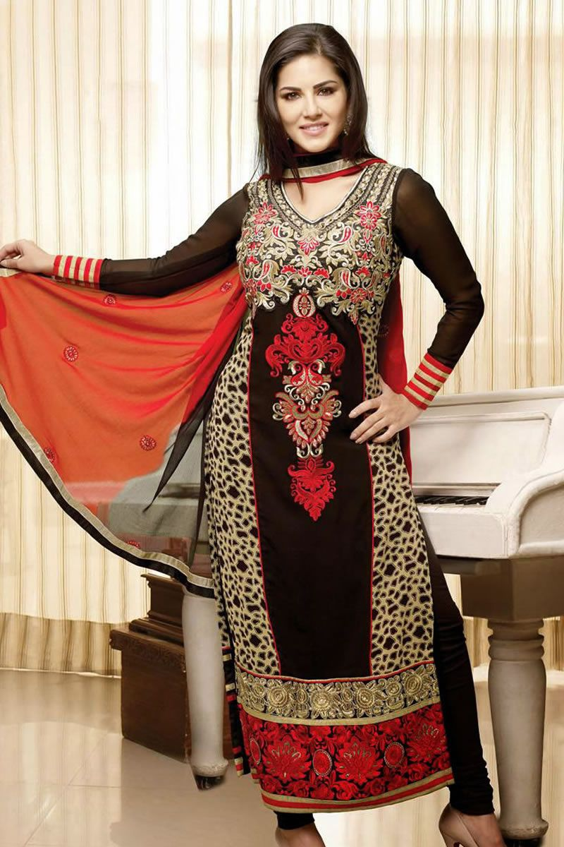 Women's Clothing Clothing, Shoes & Accessories Sunny Stitched Salwar Kameez Great Varieties
