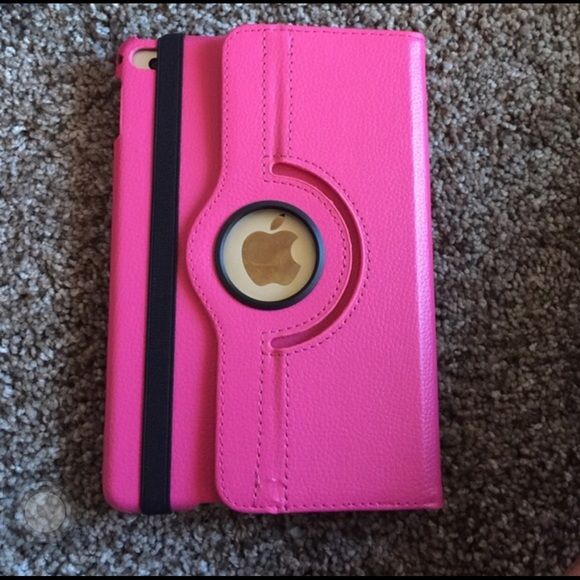 Ipad 4 case cover New in perfect conditions! Screen rotates 180 degrees. Accessories Tablet Cases