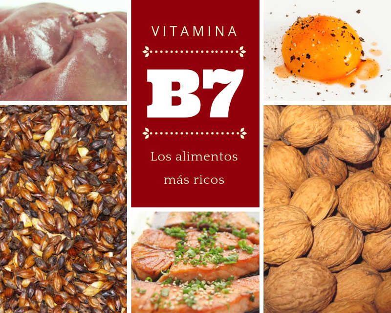 vitaminas del complejo b alimentos