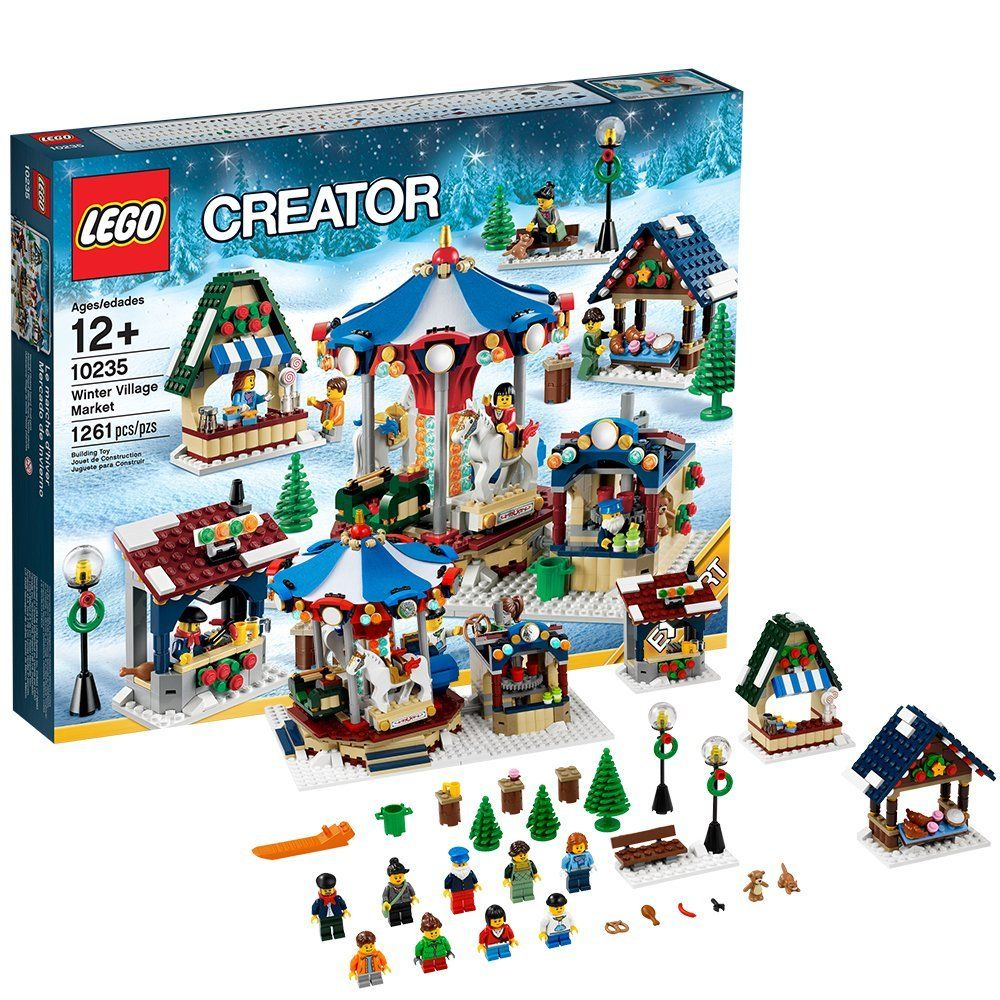 LEGO Creator Expert 10235 Winter Village