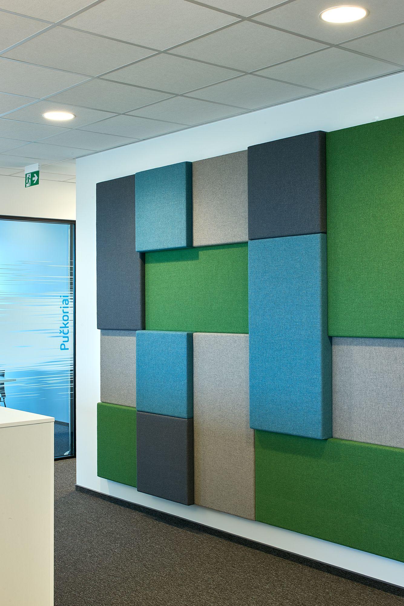 Vilniaus Vandenys Acoustic Wall Panels Acoustic Panels Diy