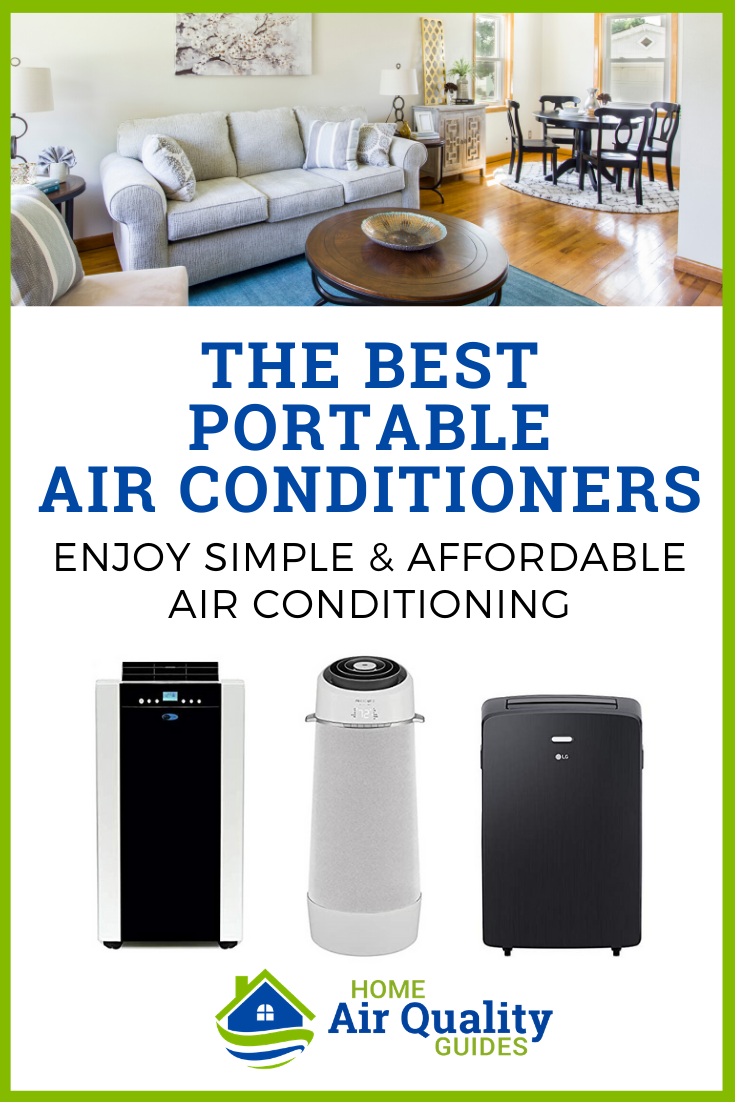 Top 10 Best Portable Air Conditioners (AC Units) in 2020