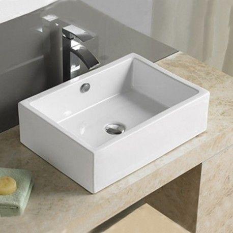 A La Recherche D'Une Vasque À Poser Design ? Découvrez La Vasque