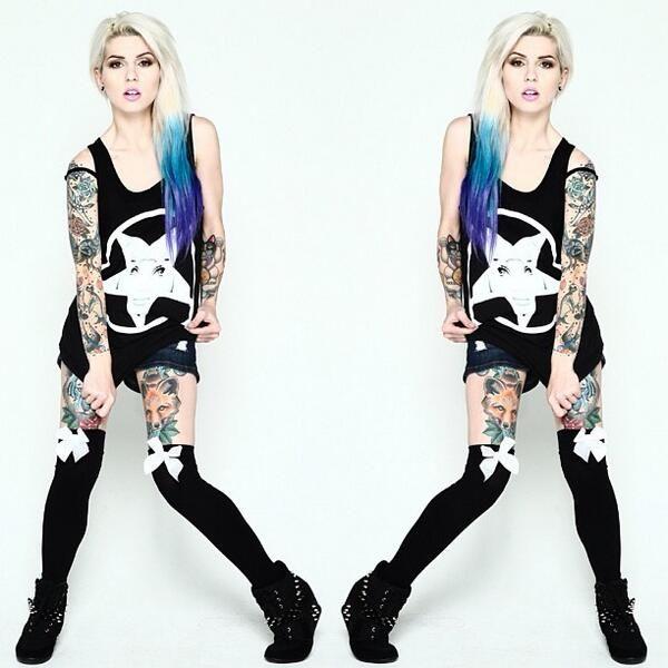 pastel goth fashion goth scene pastel grunge punk