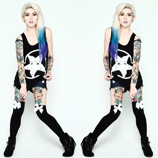 Pastel Goth Fashion | Goth. Scene. Pastel. Grunge. Punk. Emo. | Pinterest | Pastel Goth Fashion ...
