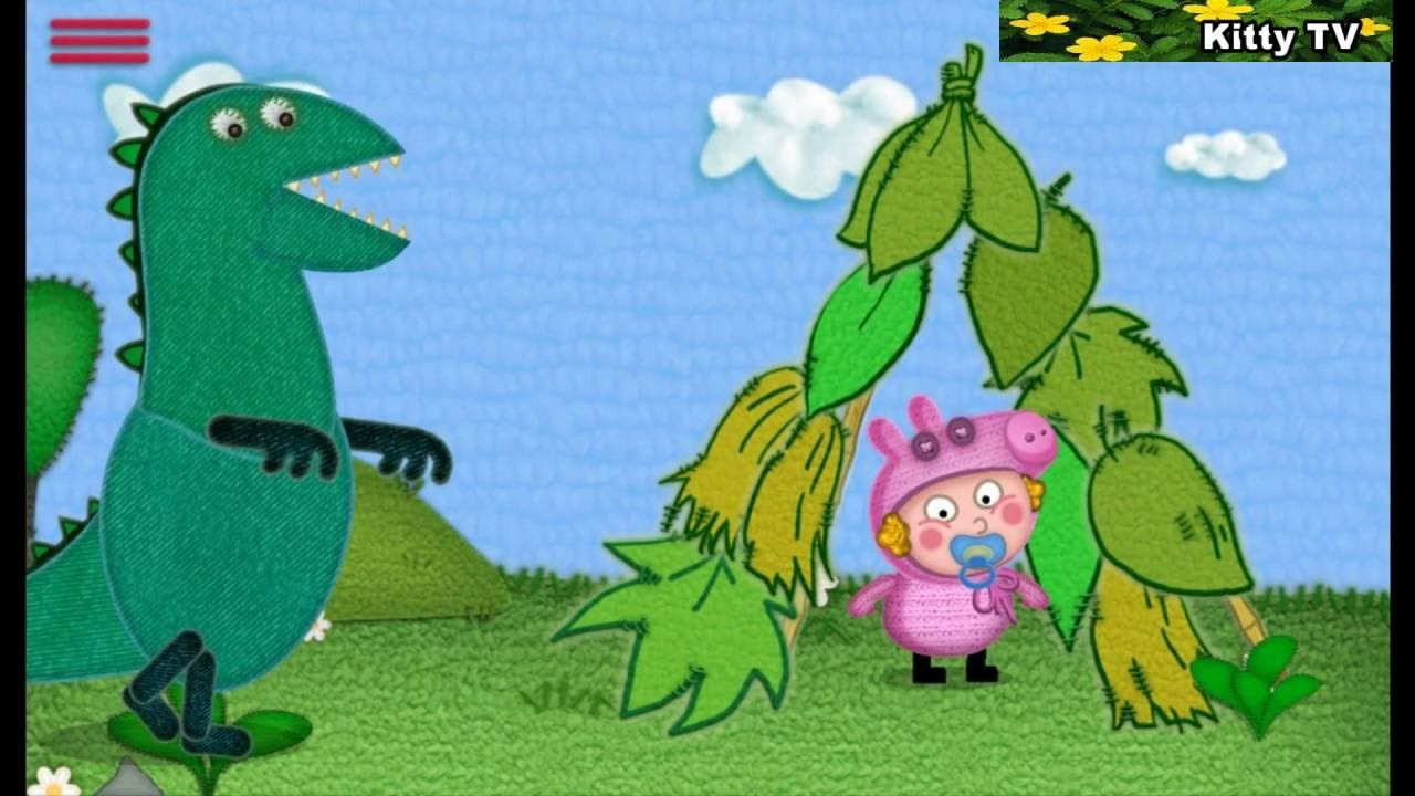 Peppa Pig: Poggy and Peggy -  Peppa Game for Baby Kids - Kitty TV
