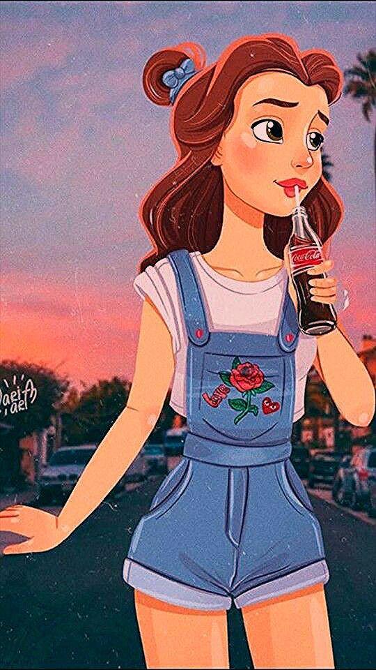 Photo of Bella Tapete Tumblr Disney
