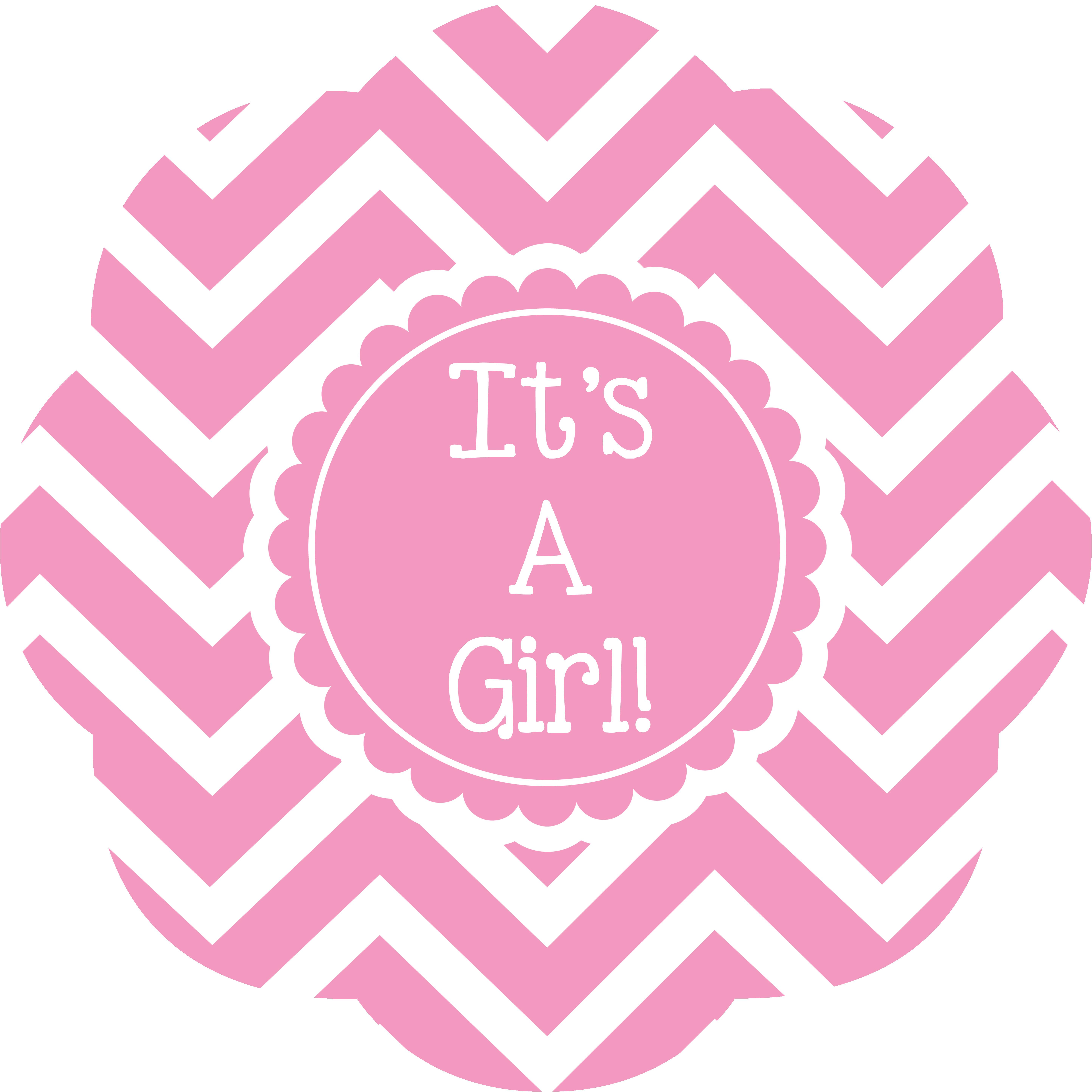 Itu0027s A Girl Door Hanger! Design Your OWN!!! #itsagirl