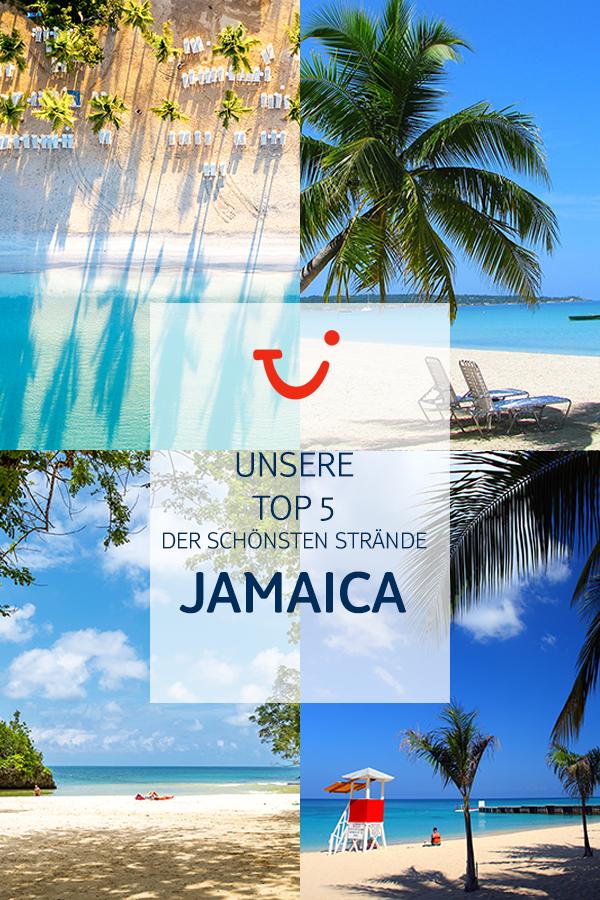 Türkises Wasser, weißer Puderzuckersand: Unsere TOP 5 der schönsten Strände auf Jamaika
