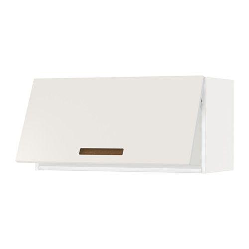 IKEA - METOD, Bovenkast horizontaal, 80x40 cm, Märsta wit, wit ...