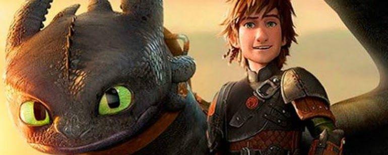 Cómo Entrenar A Tu Dragón 3 Jay Baruchel Asegura Que La Tercera Parte Será De Lejos La Más Potent Entrenando A Tu Dragon Cómo Entrenar A Tu Dragón Dragones