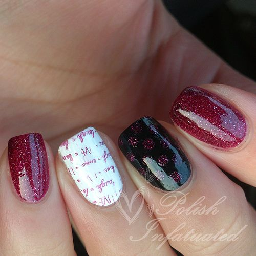 The Most Trendy Nails Art Ideas For Every Girl