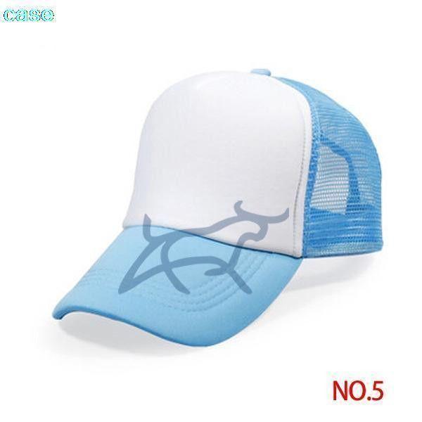 Men Women Travel Unisex Classic Trucker Baseball Golf Mesh Cotton Cap Hat- Many Colors