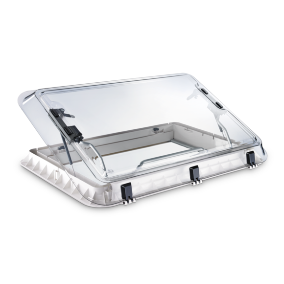 Let The Daylight And Fresh Air Into Your Camper Van Or Motorhome Not Just With Windows But With A Roof Skylight The Dometic Heki Roof Light Roof Window Roof