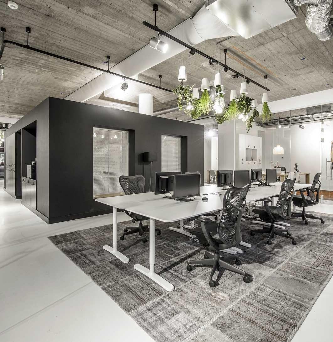 Ofis Dekorasyonu İçin Modern Fikirler