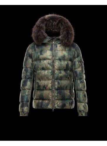 16648f9d0 Moncler Byron Jacket Men Military Green - Moncler  Moncler  jacket ...