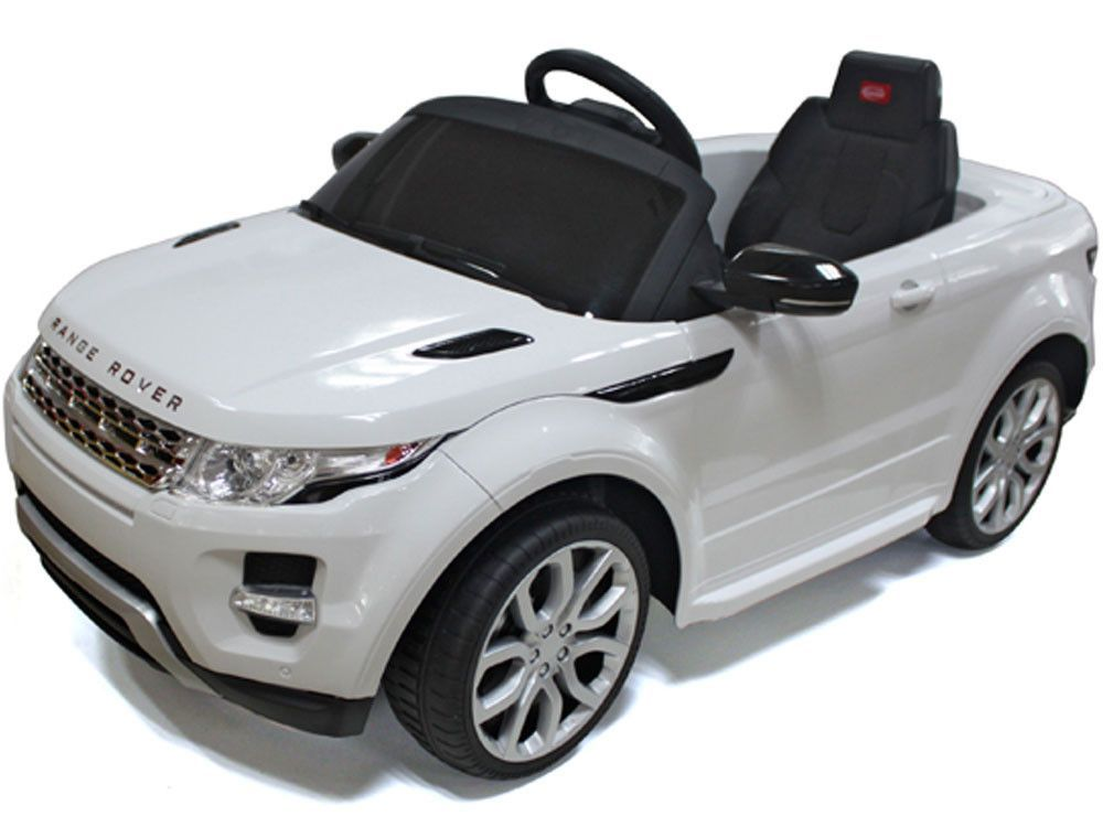 Land Rover Evoque Style Kids Electric Ride On Car Battery