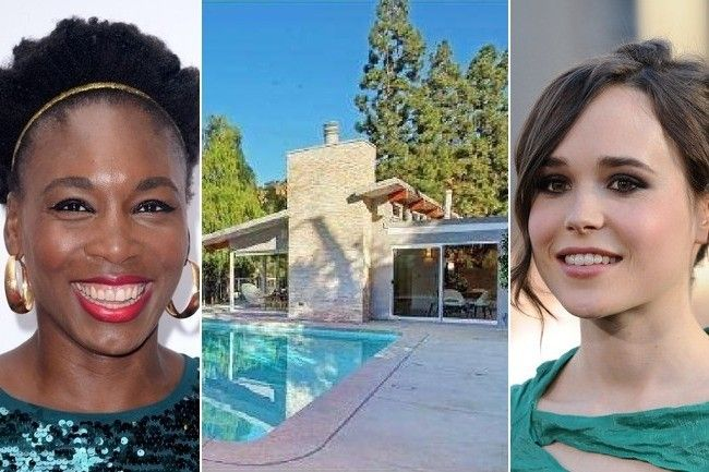 The Juno star sells her Studio City residence and scoops up one tennis pro's former digs.