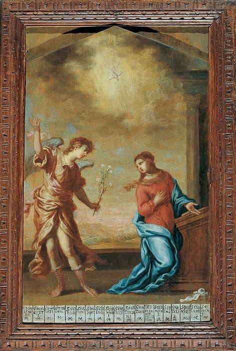 Attributed Guardi Francesco, Trinity Print by Everett