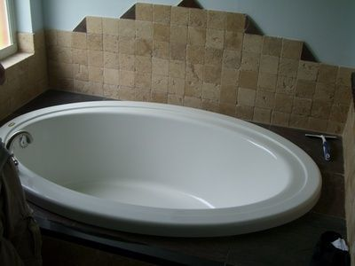 How To Remove Bathtub Discoloration Acrylic Tub Epsom Salt Bath Clean Bathtub