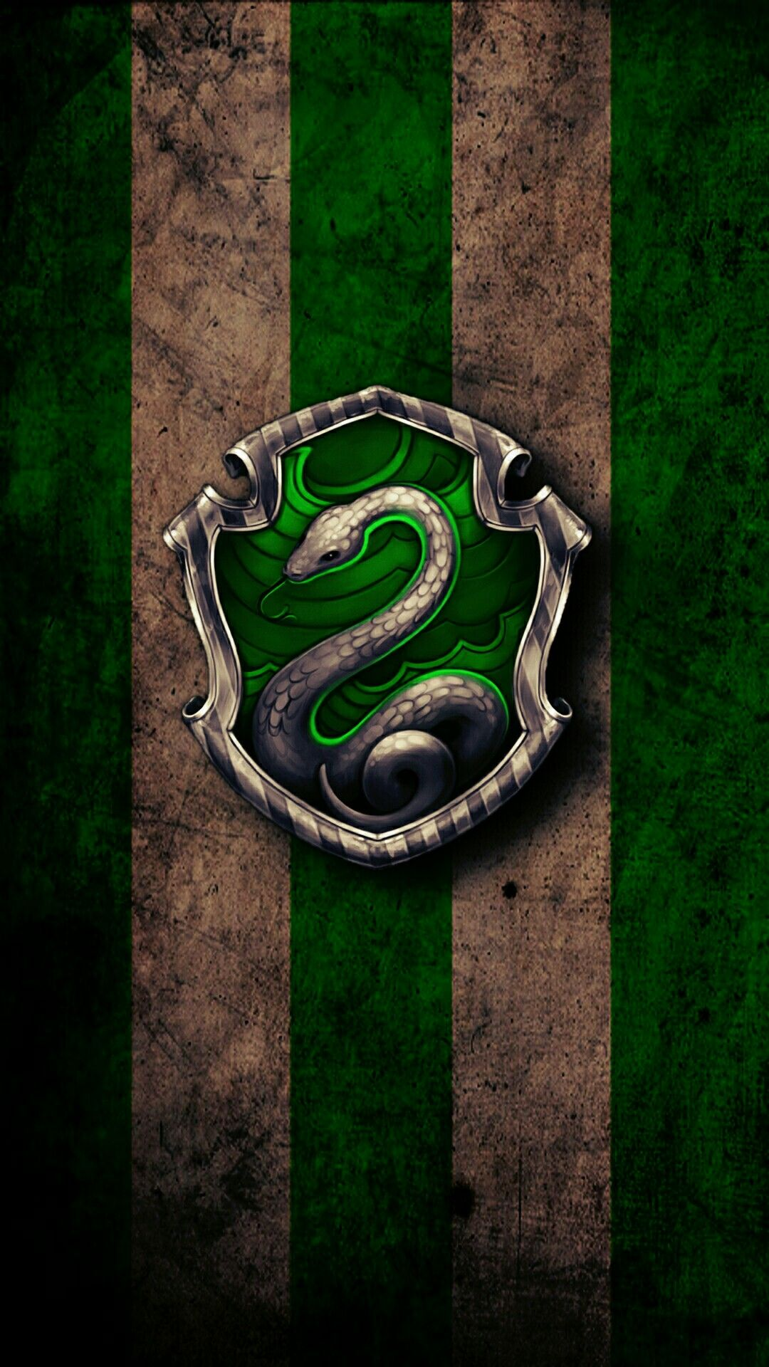 1080x1920 custom slytherin wallpaper Sonserina