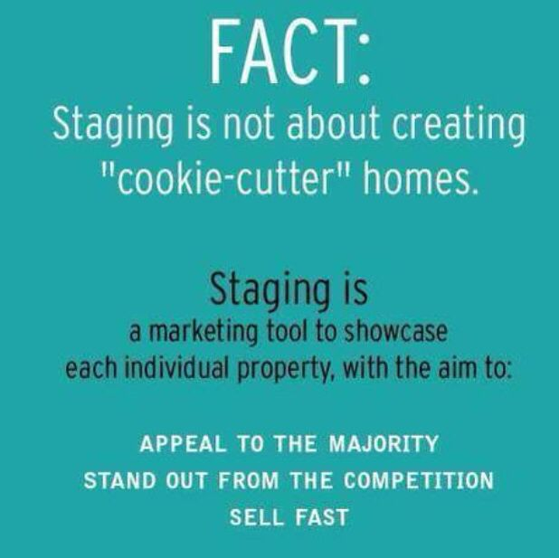 Home Staging Quotes: Staging Is The Fine Art Of Detailing Your Home To Market