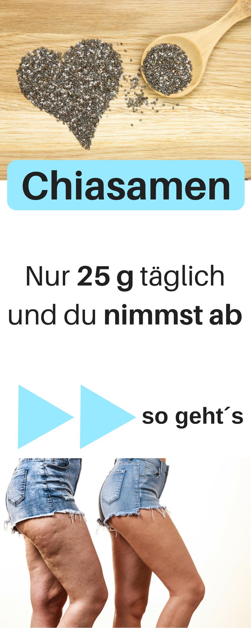 Chiasamen Haben Eine Erstaunliche Wirkung Man Kann Mit Chiasamen