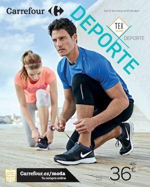 ➡Carrefour: Tex   Deporte   Carrefour: Tex   Deporte ➡ Ver Catalogo