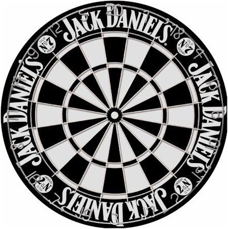 Jack Daniels Dartboard Stuff Dart Board Harley Davidson Harley
