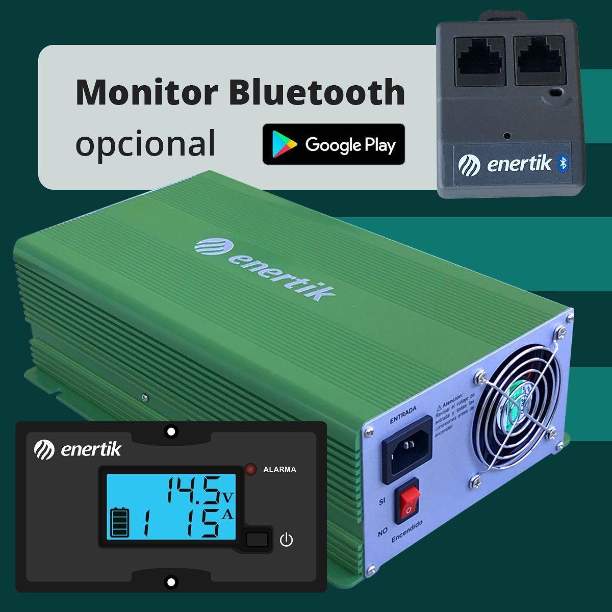 Cargadores Automáticos De Baterías Precios Y Características En Https Enertik Com Ar Cargadores Ventajas 3 Etapas De Monitor Google Play Bluetooth